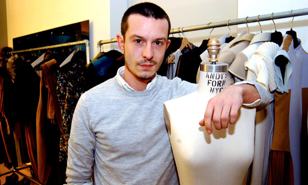 Industry news; Brand Jonathan Saunders is over